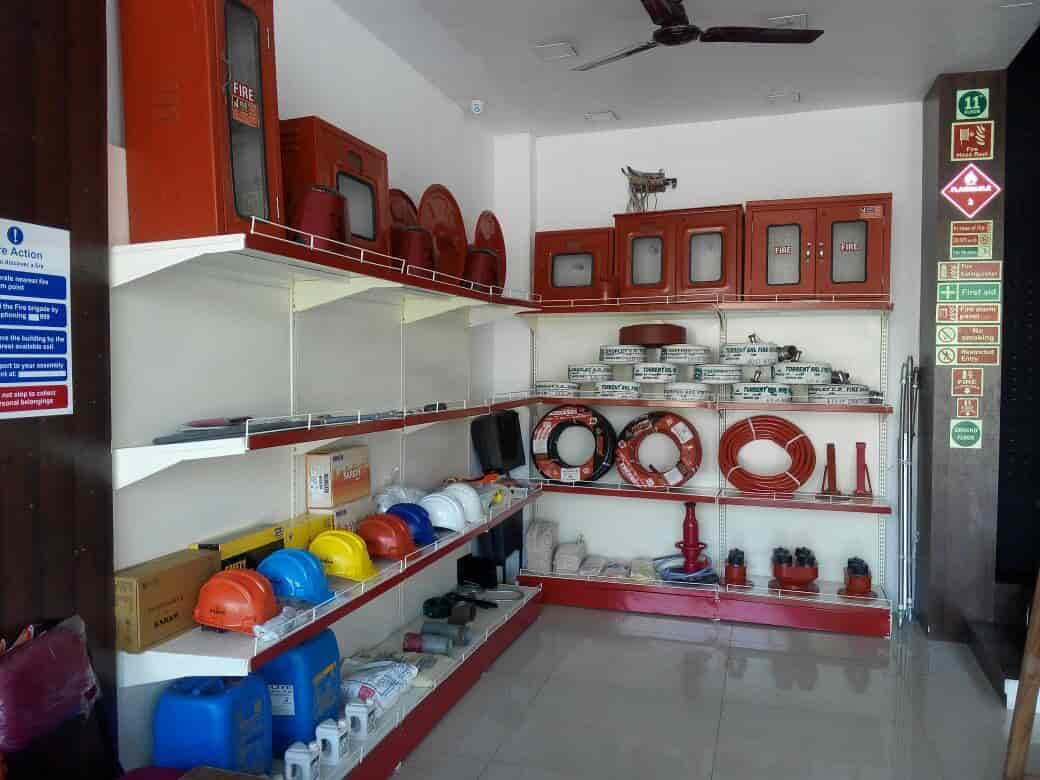 S B Fire Safety Services, Turbhe - Fire Safety Equipment Dealers in