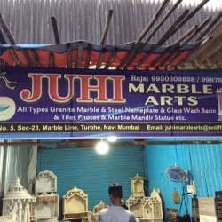 Juhi Marble Arts, Turbhe - Marble Dealers in Navi Mumbai, Mumbai
