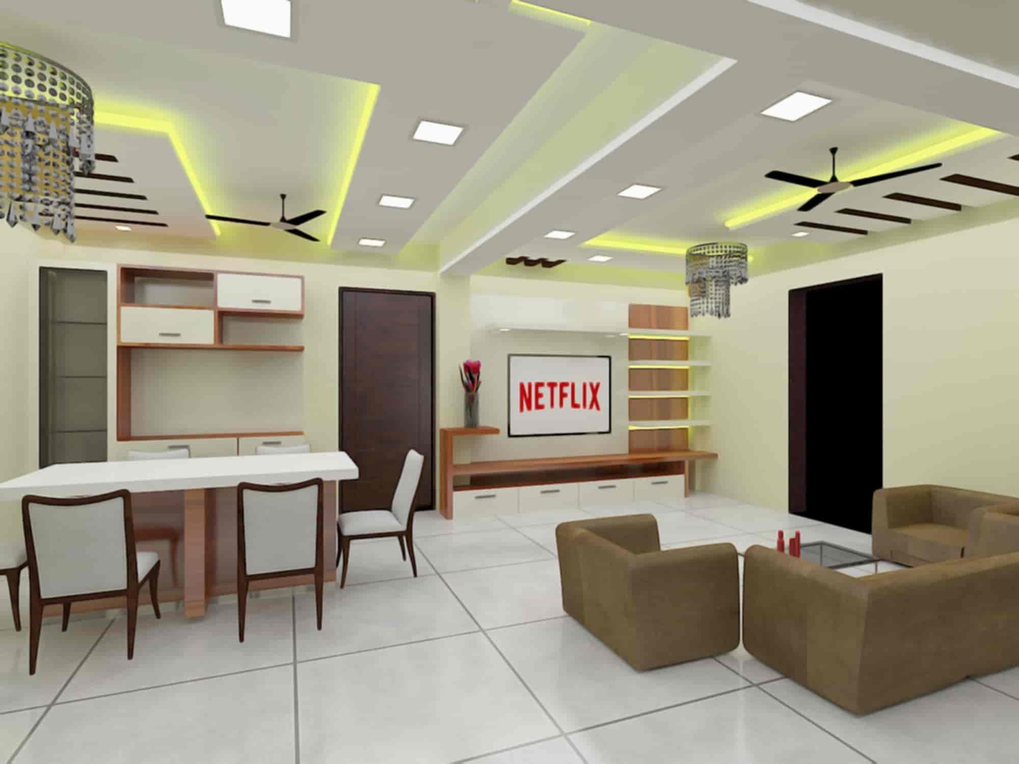 Decor Design Interiors, Kharghar , Aluminium Sliding Window