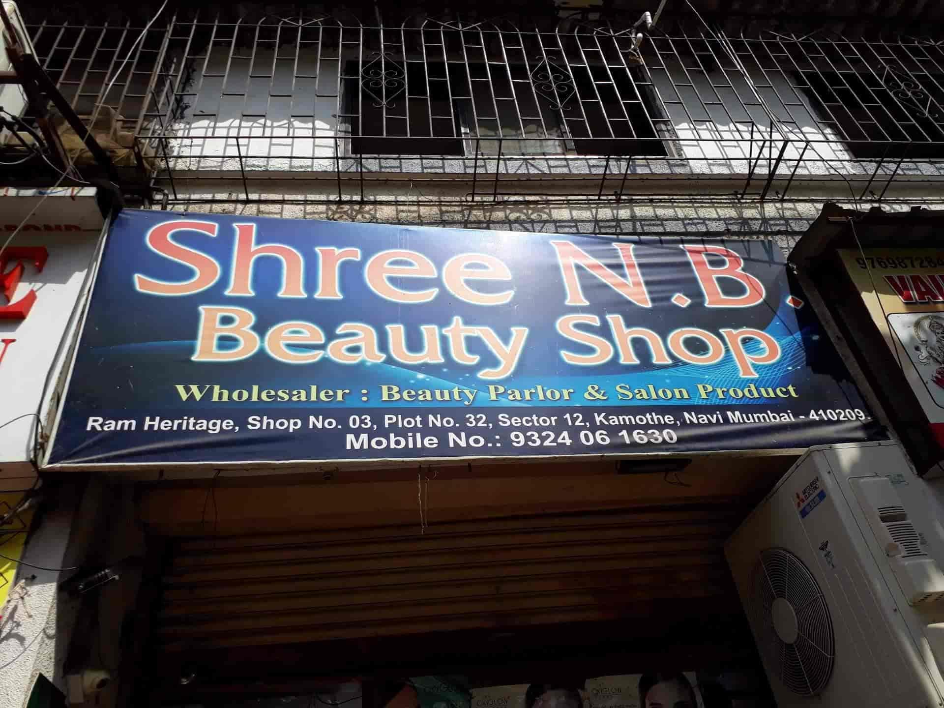 plus de photos db19e 7a52c Shree Nb Beauty Shop, Kamothe - Cosmetic Dealers in Mumbai ...