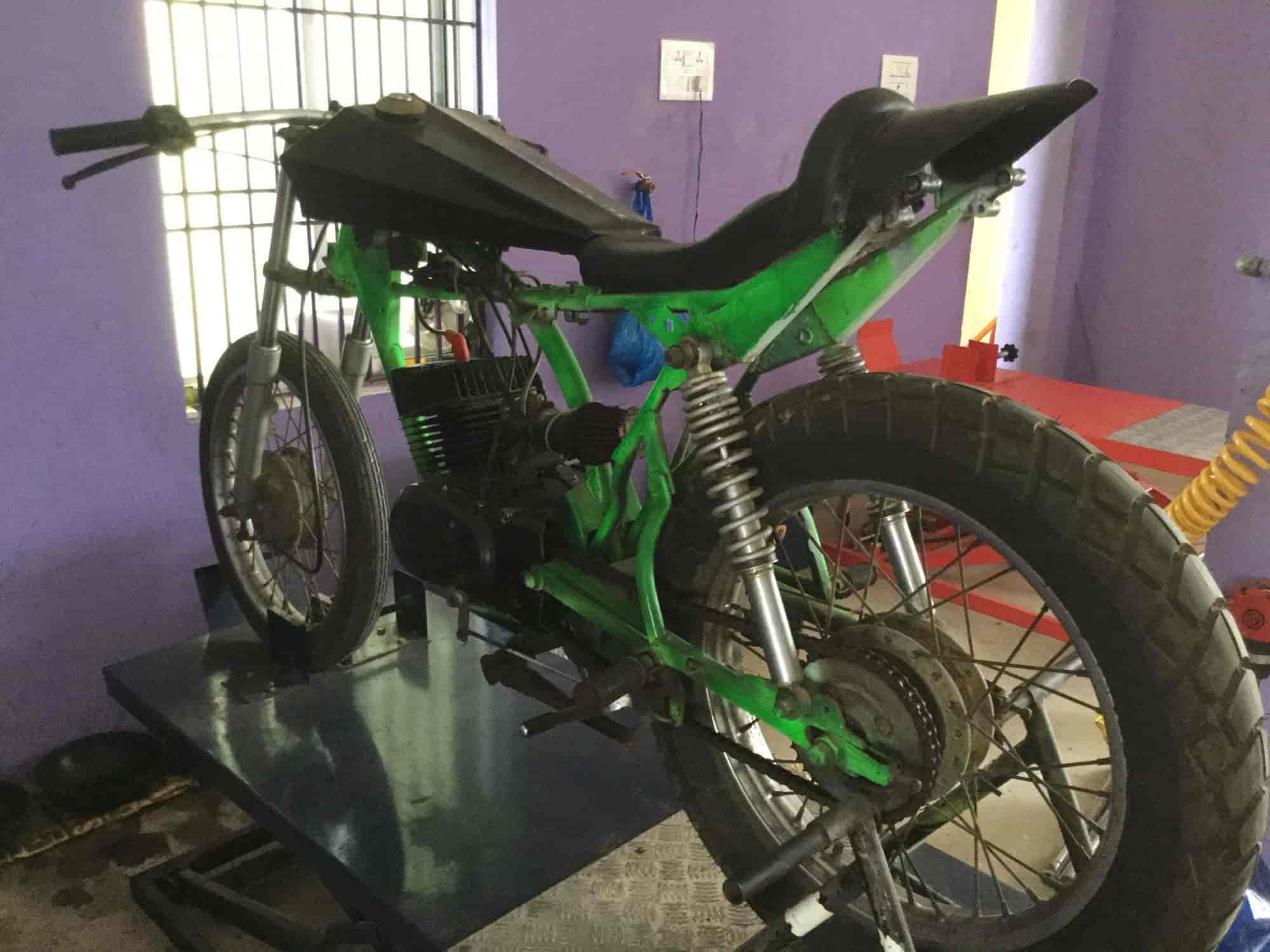 Gm Bike Care & Service Center, Nellore HO - Motorcycle