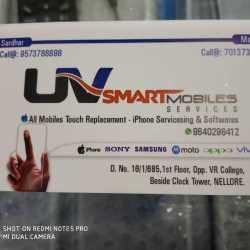 Uv Smart Mobiles, Nellore HO - Mobile Phone Dealers in