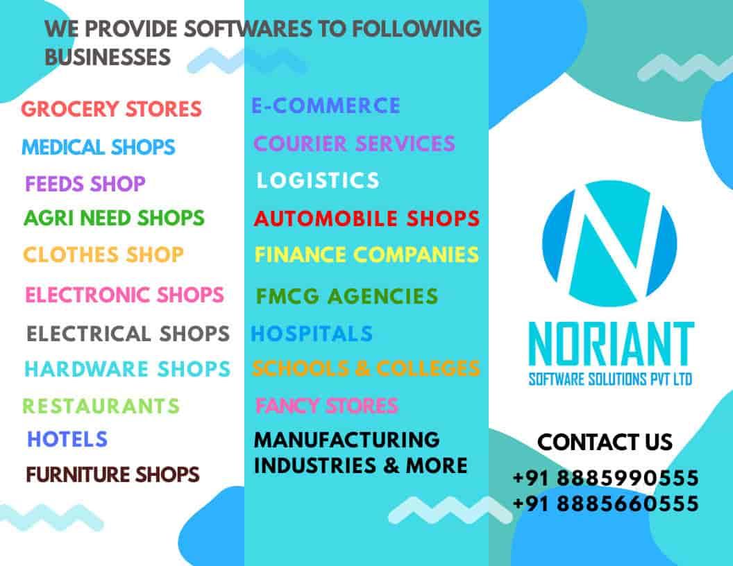 Noriant Software Solutions, Ramalingapuram - Computer Software