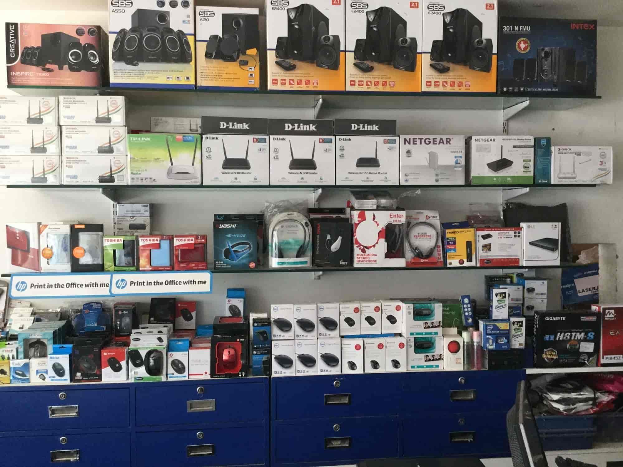 S P Computers, Ramalingapuram - Computer Dealers in Nellore