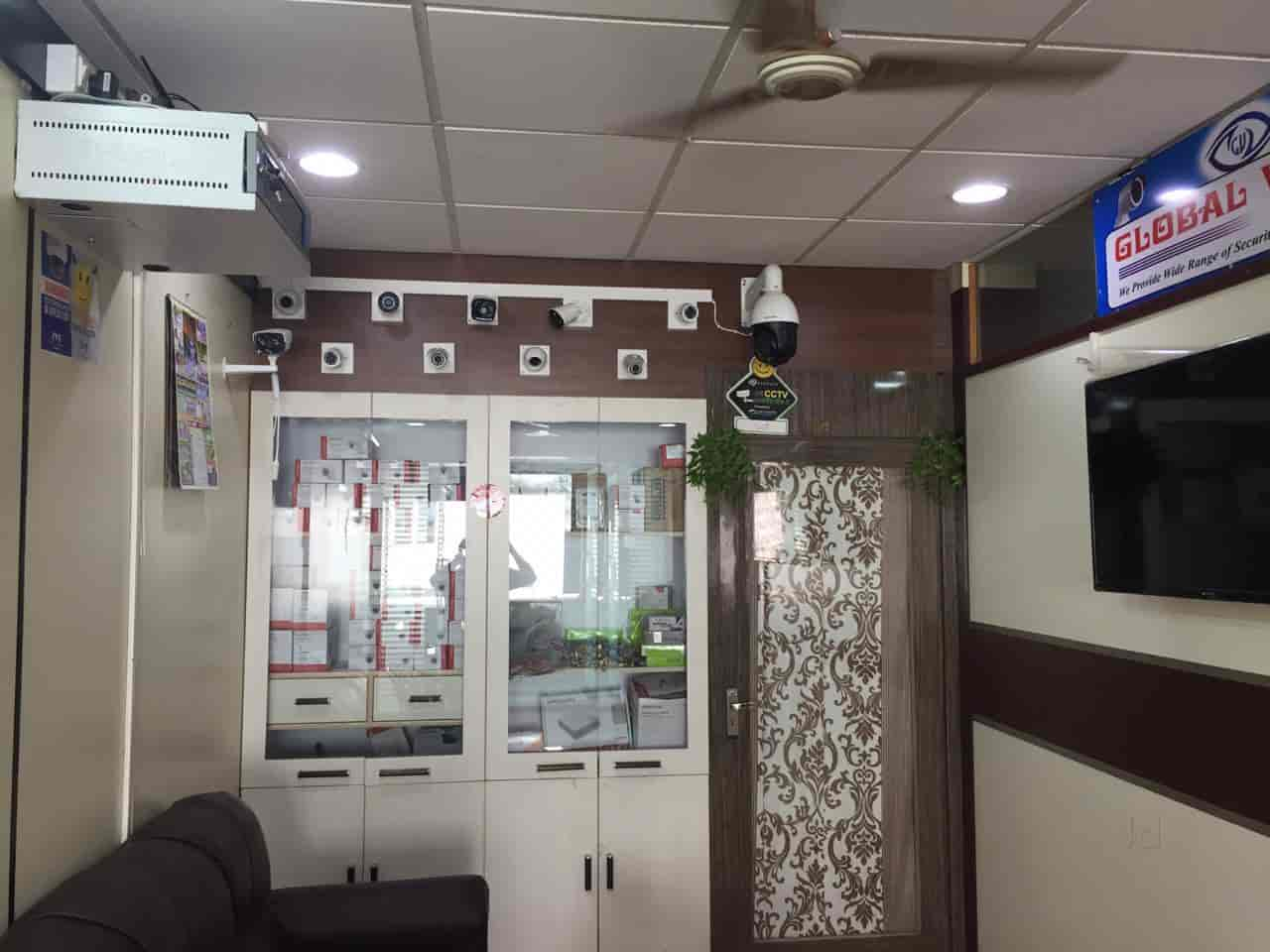 Global Eye Vision, Trunk Road - CCTV Installation Services