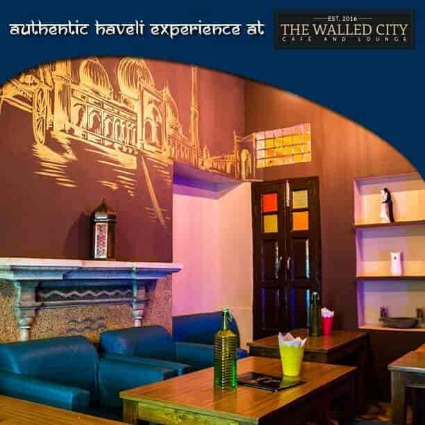 the walled city cafe lounge photos jama masjid delhi pictures