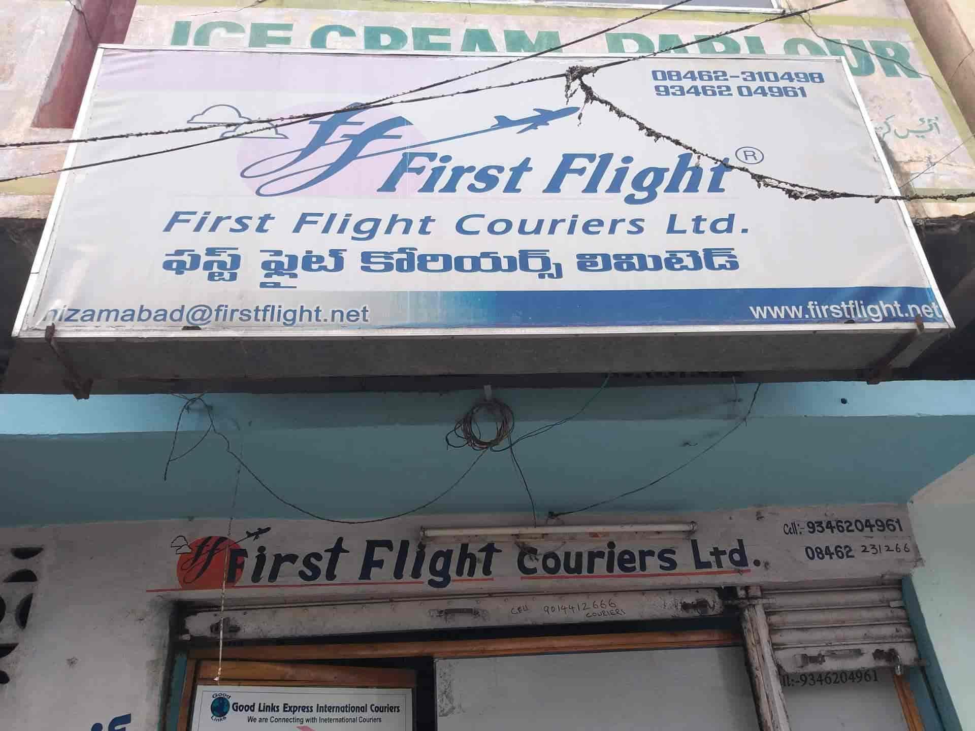 First Flight Couriers Ltd, Nizamabad Railway Station