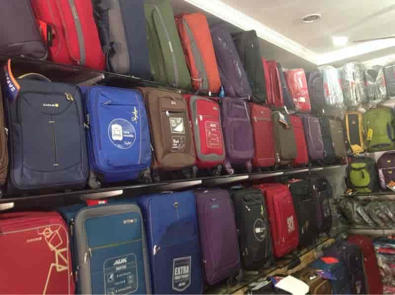 de9715665186 ... Inside View Of Shop - MK Luggage Zone Exclusive Photos, , Nizamabad -  Bag Dealers ...