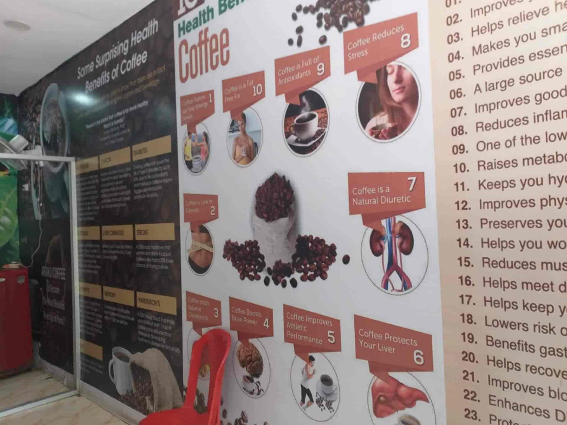 Araku Coffee Shop, Nizamabad, Nizamabad - Coffee Shops