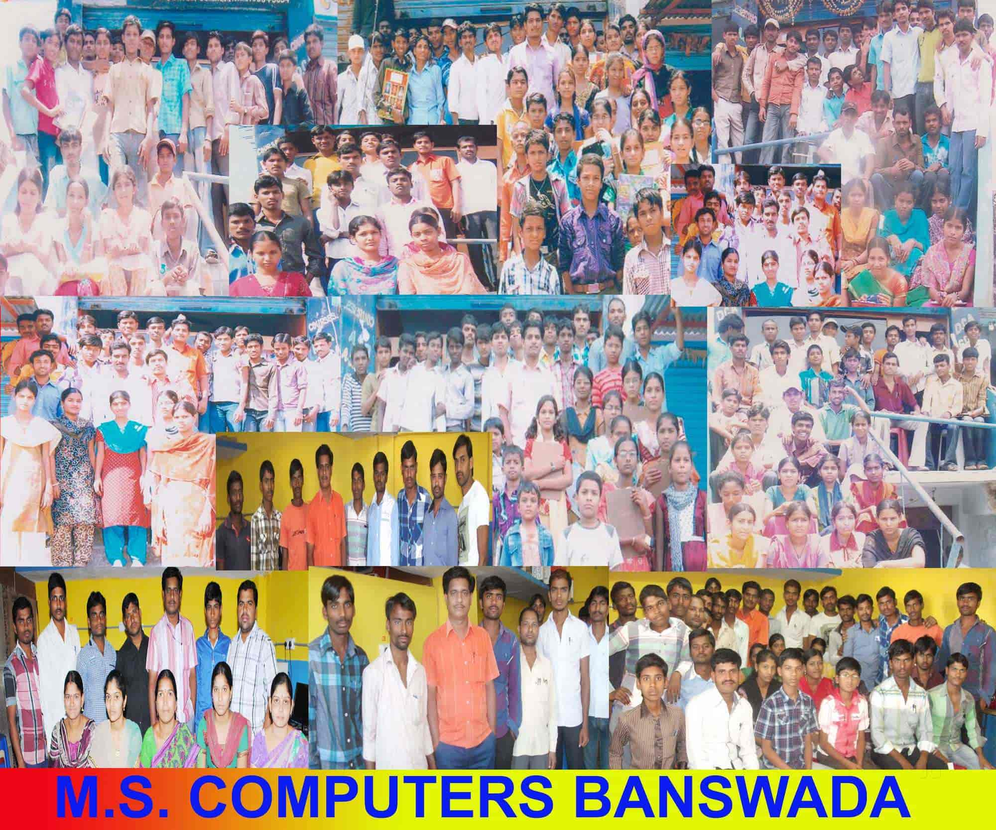 M S Computers, Banswada - Computer Training Institutes in