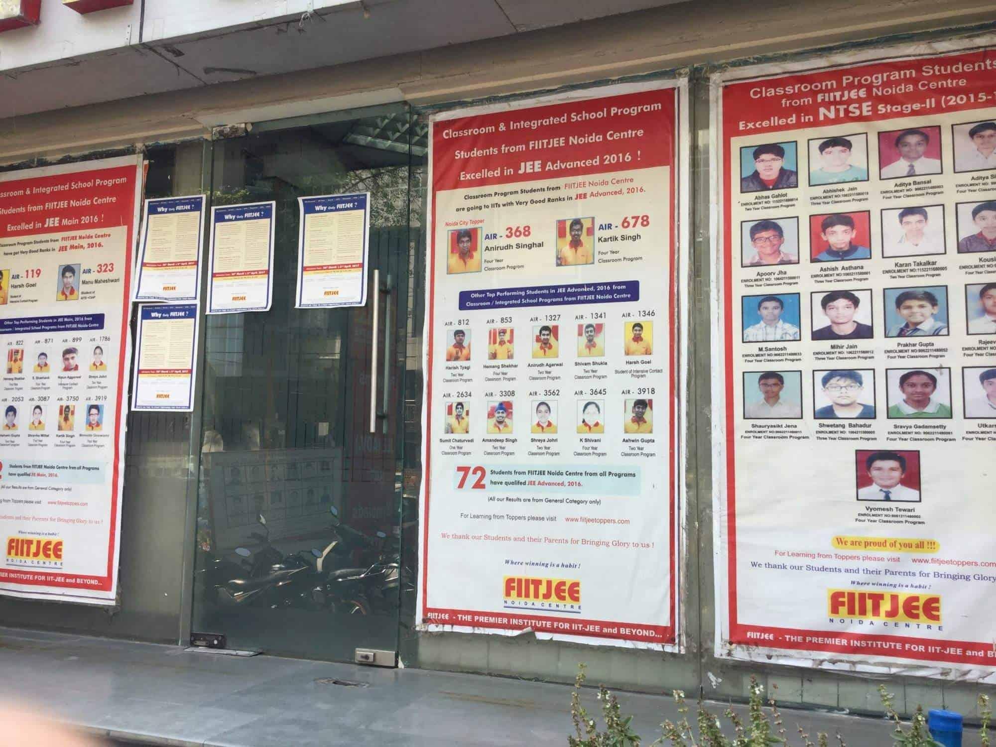 Fiitjee Limited, Noida Sector 16 - Tutorials in Noida, Delhi - Justdial