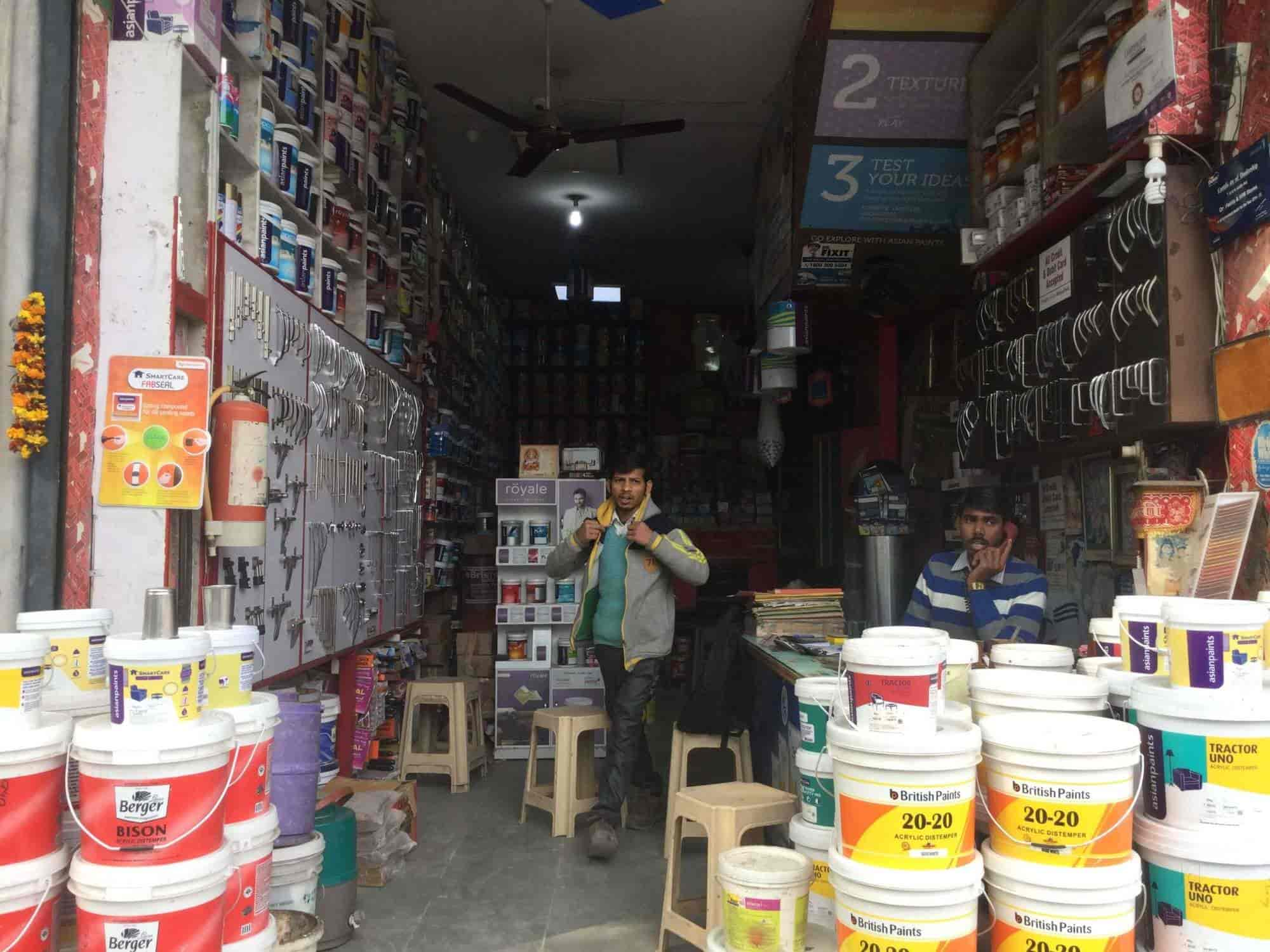 Om Paints & Hardware, Noida Sector 9 - Hardware Shops in