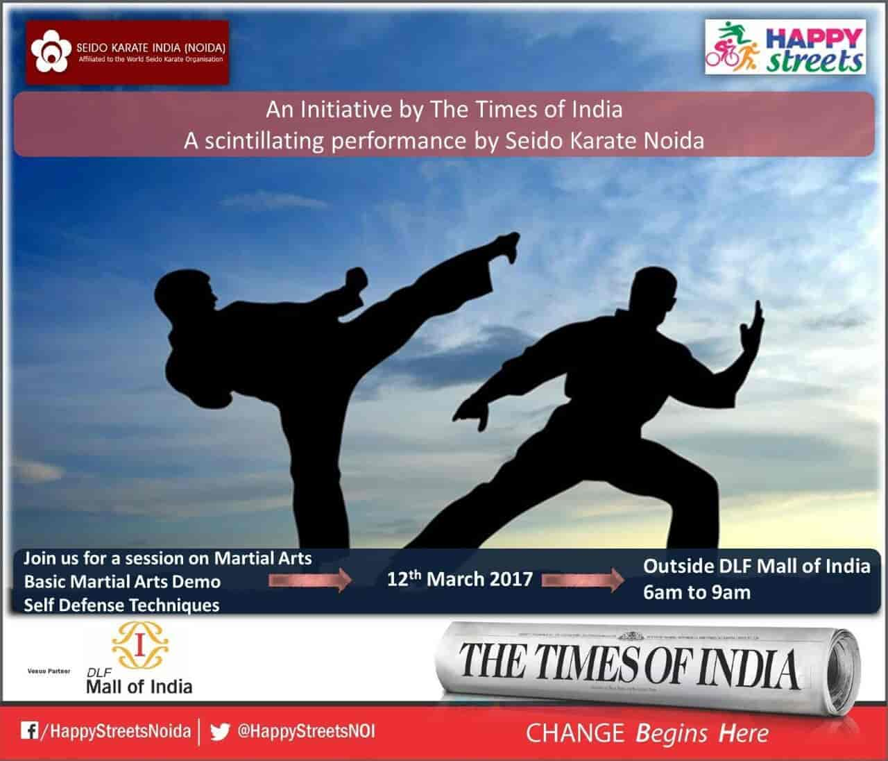 Seido Karate, Noida Sector 15 - Karate Classes in Noida