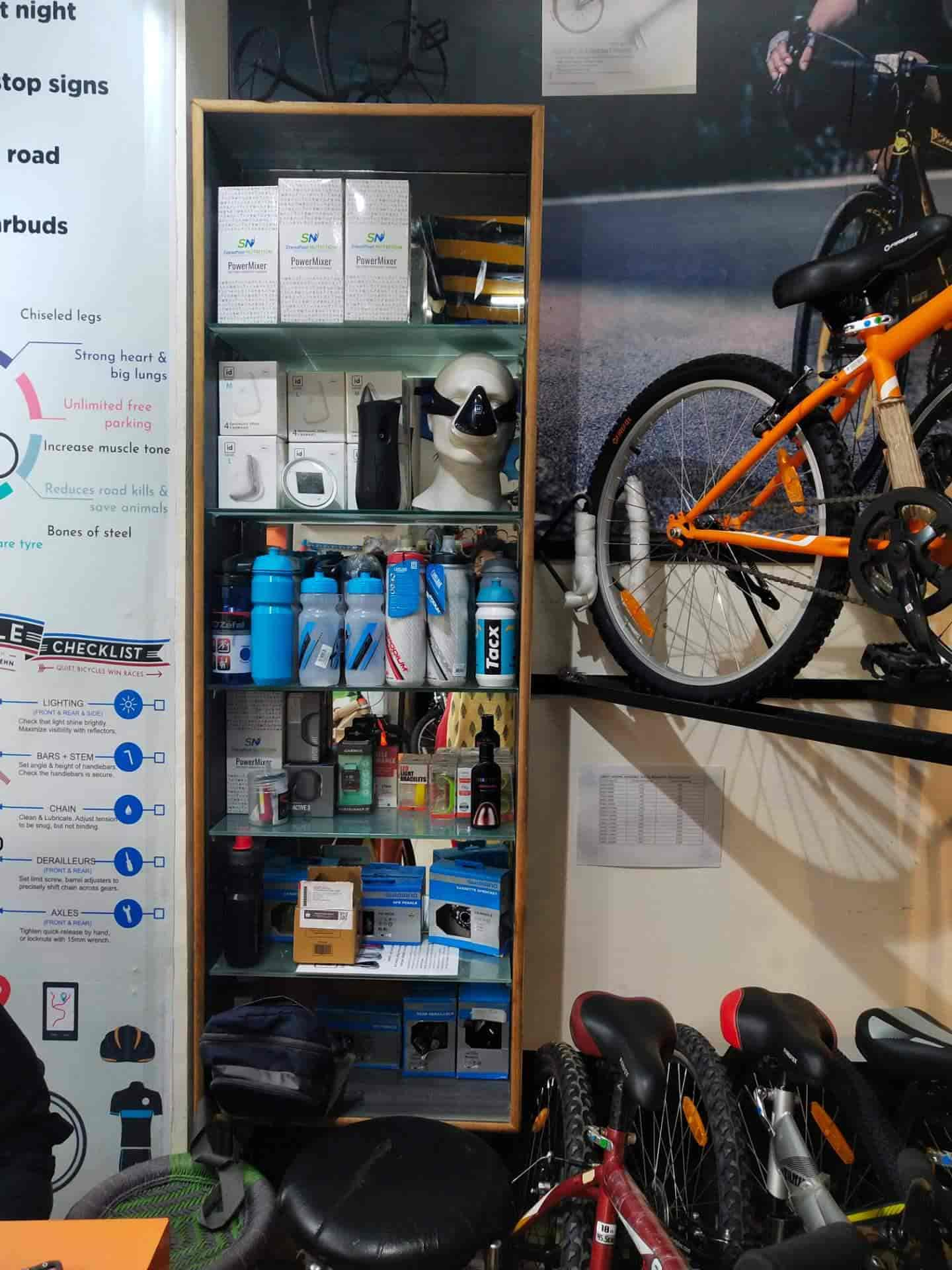 Cyclo Fit, Noida Sector 18 - Bicycle Dealers in Noida, Delhi - Justdial
