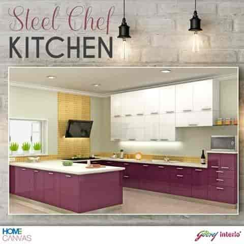 Ordinaire Godrej Kitchen Gallery, Greater   Modular Kitchen Dealers In Delhi    Justdial