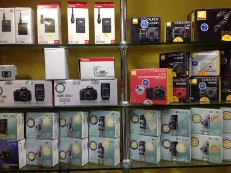 Joshi Sons (The Great India Palace Mall), Sector 38 - Camera Dealers