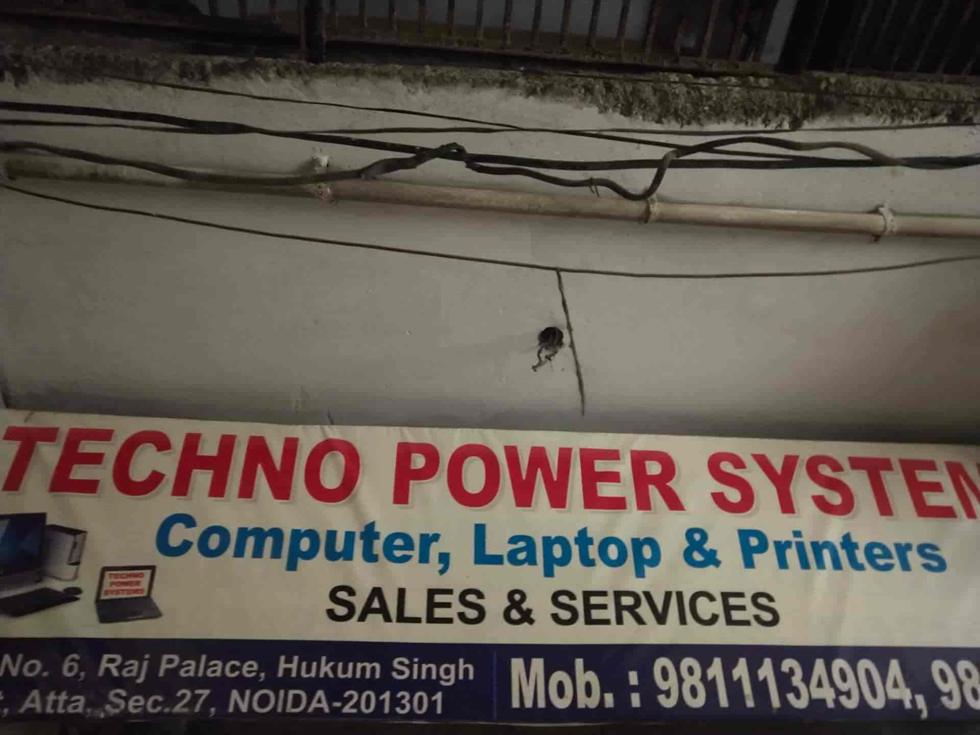 Techno Power System, Sector 27 - Cartridge Dealers in Delhi - Justdial