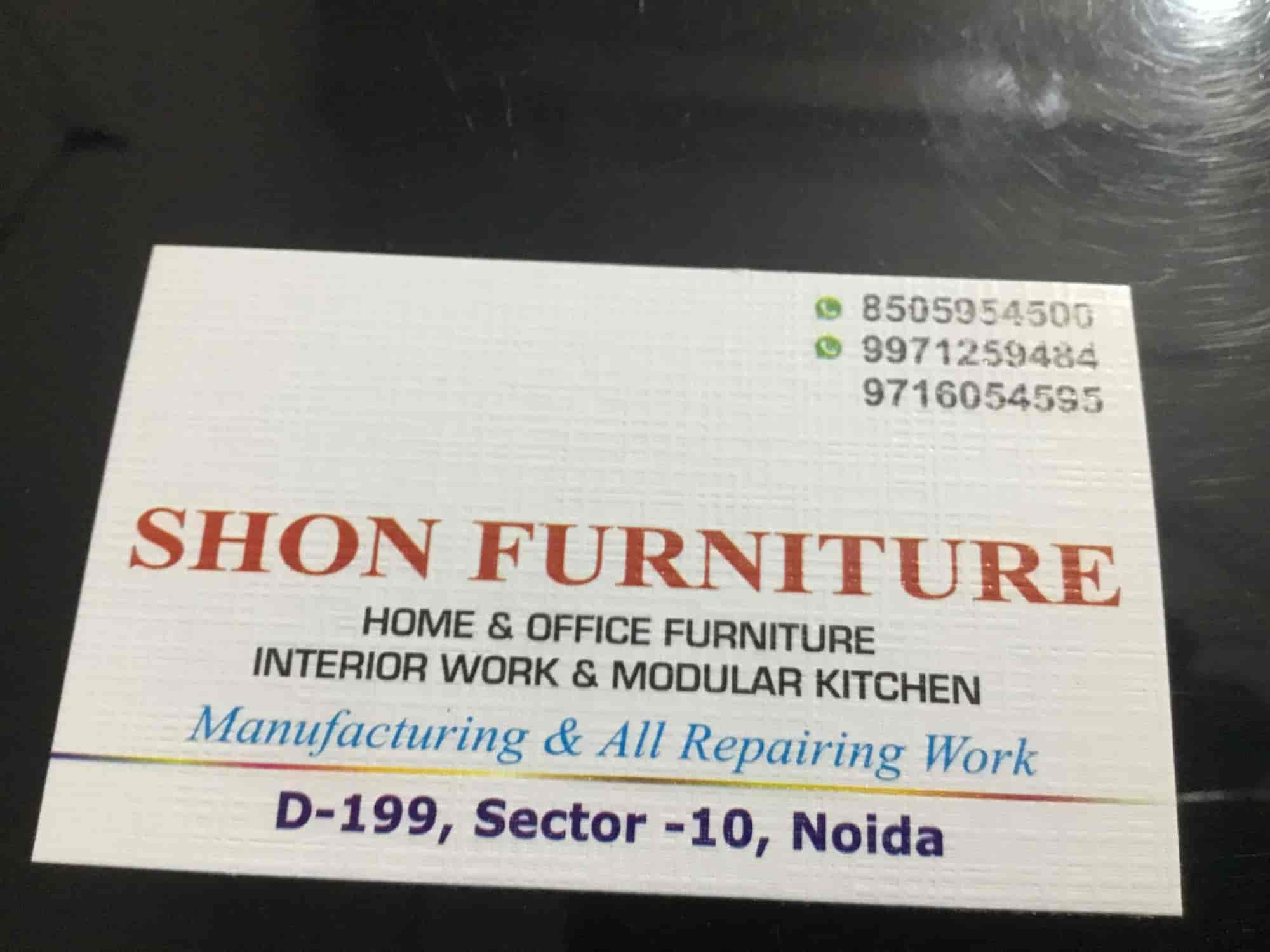 Shon Furniture Photos, Sector 10, Noida- Pictures & Images Gallery ...