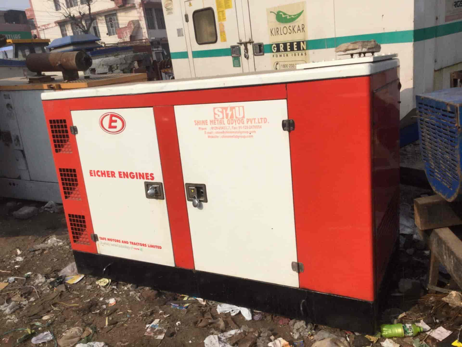 Eagle Generator Photos, Noida Sector 5, Delhi- Pictures