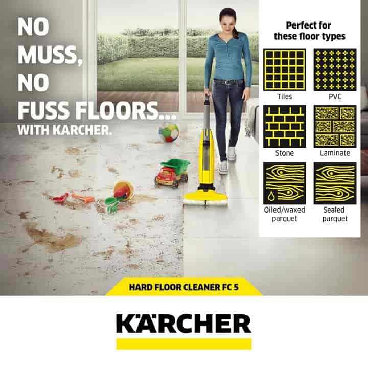 Karcher Cleaning Systems Pvt Ltd (Head Office), Noida Sector