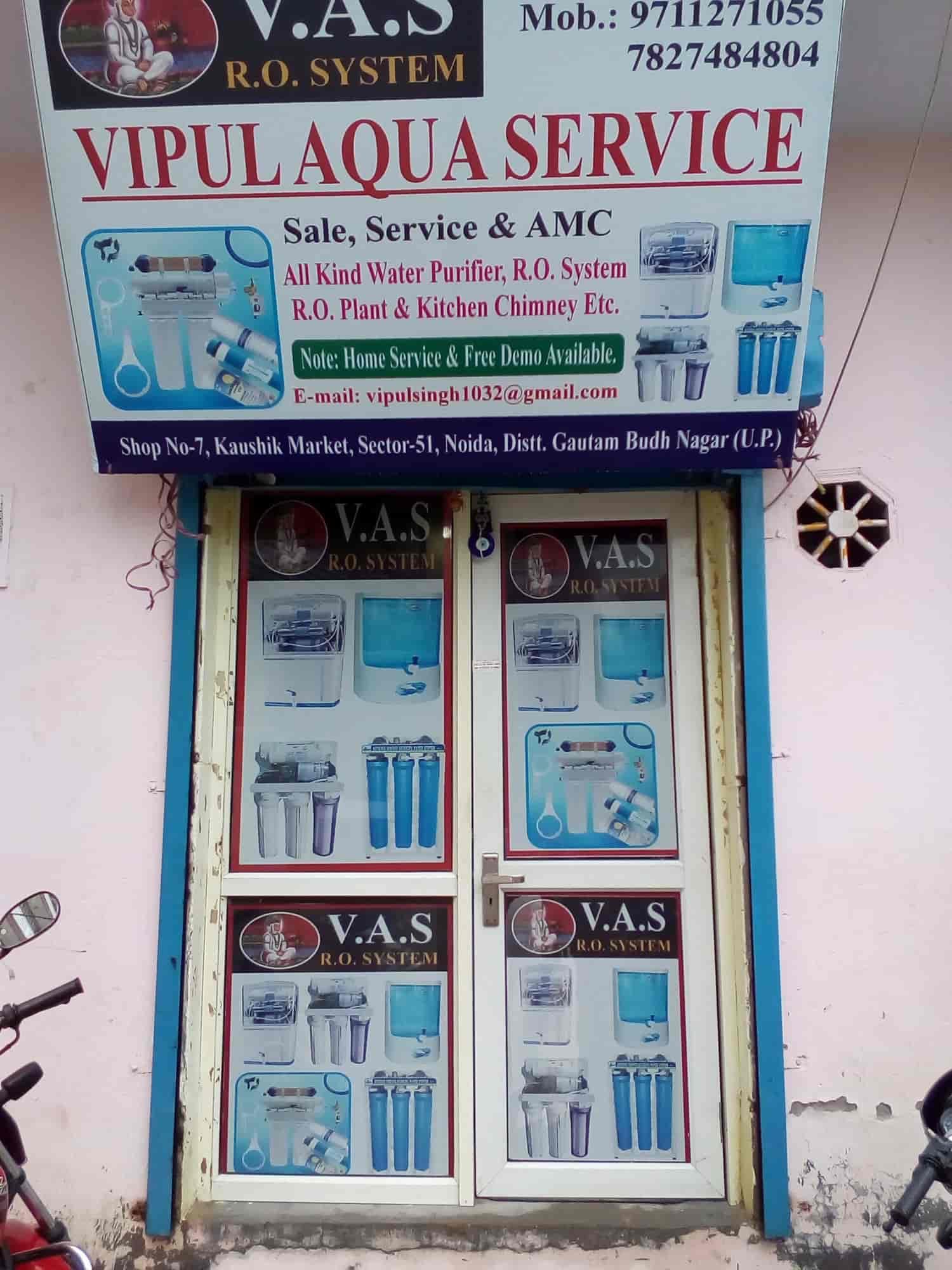 Vipul Aqua Service, Sector 51 - Ro Water Purifier Repair & Services ...