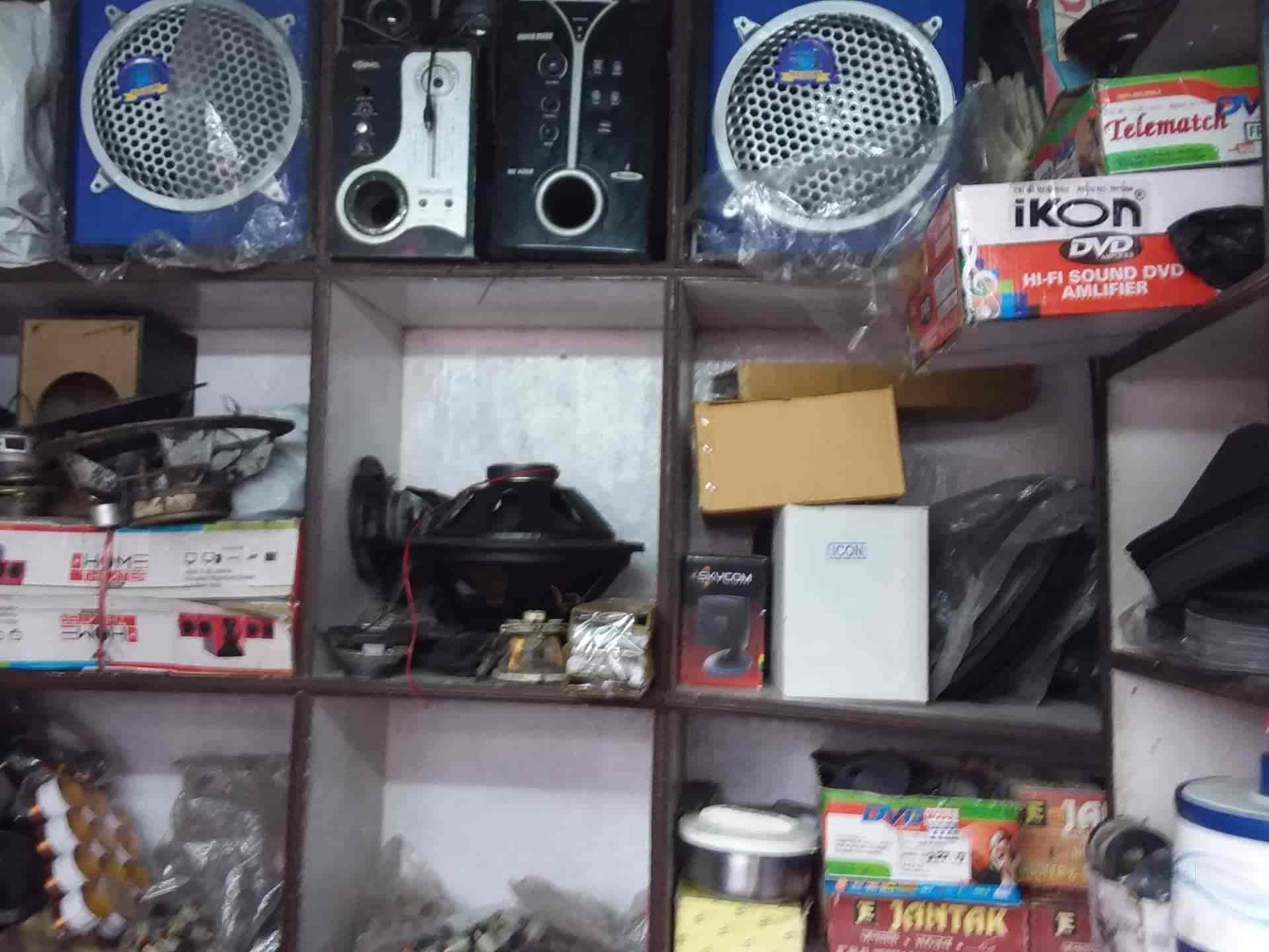 Ustad Electronics & Speaker Repair, Noida Sector 5 - Audio