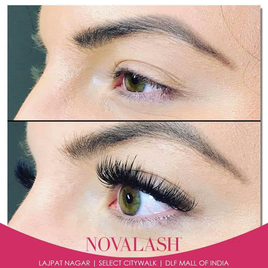 e951081223f Novalash Signature Studio, Sector 18 - Beauty Parlours For Nail Extension in  Noida, Delhi - Justdial
