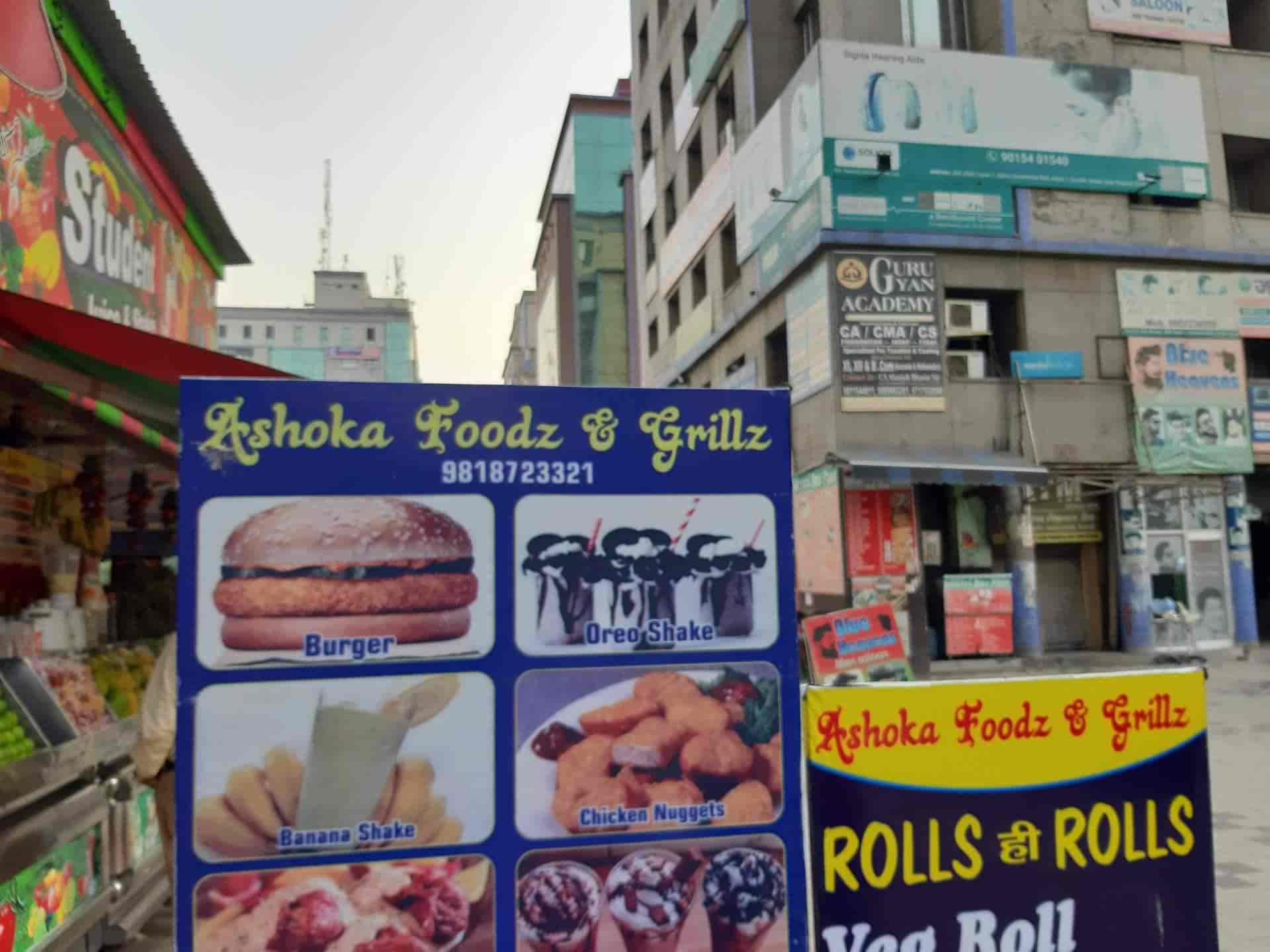 Ashoka Foodz & Grillz, Alpha 1 Greater Noida, Delhi - Take Away