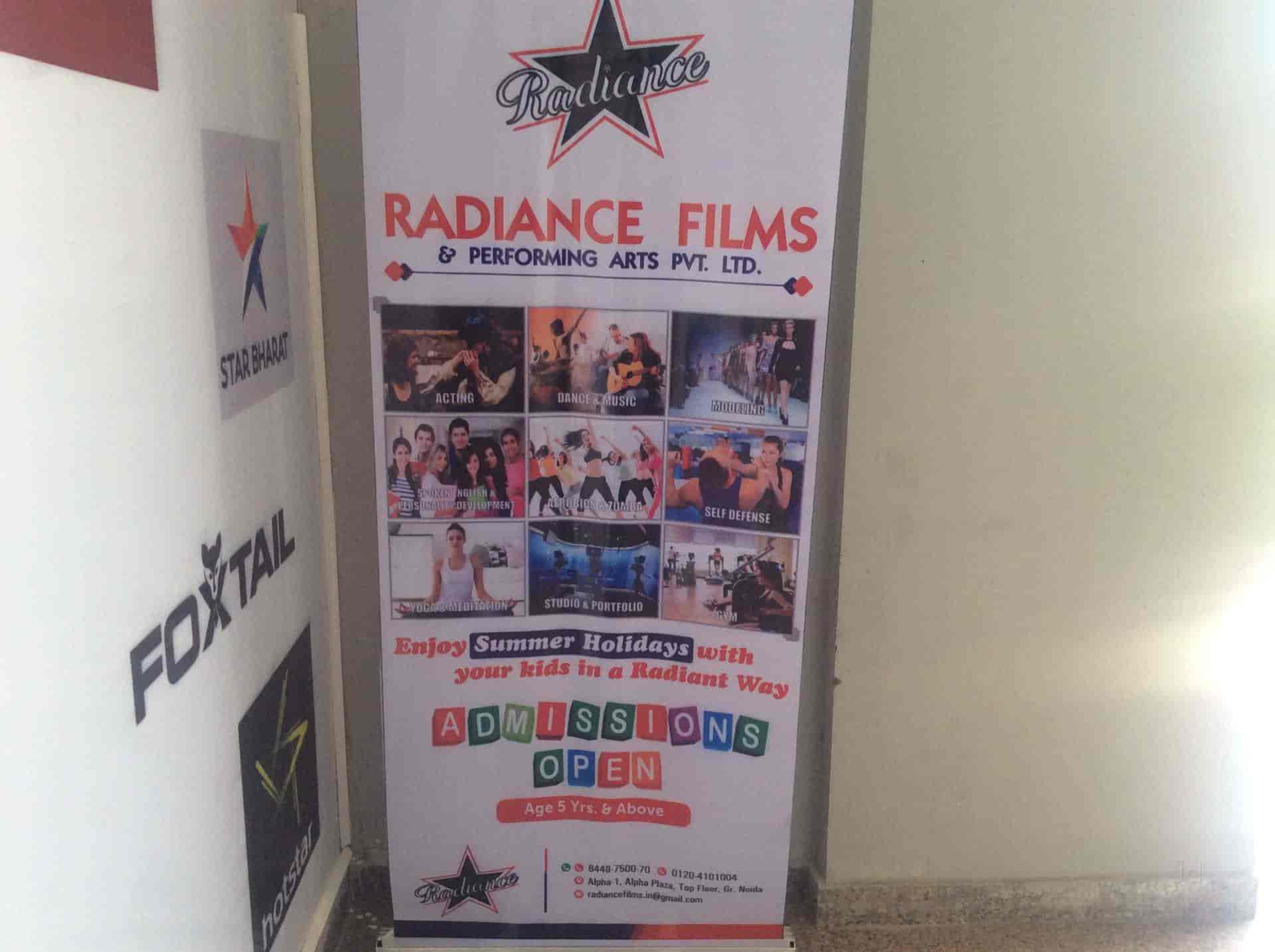 Radiance Films & Performing Arts Pvt Ltd, Greater Noida