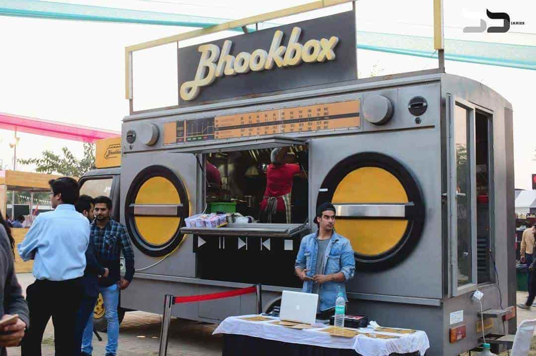Bhookbox Truck Photos Noida Pictures Images Gallery Justdial