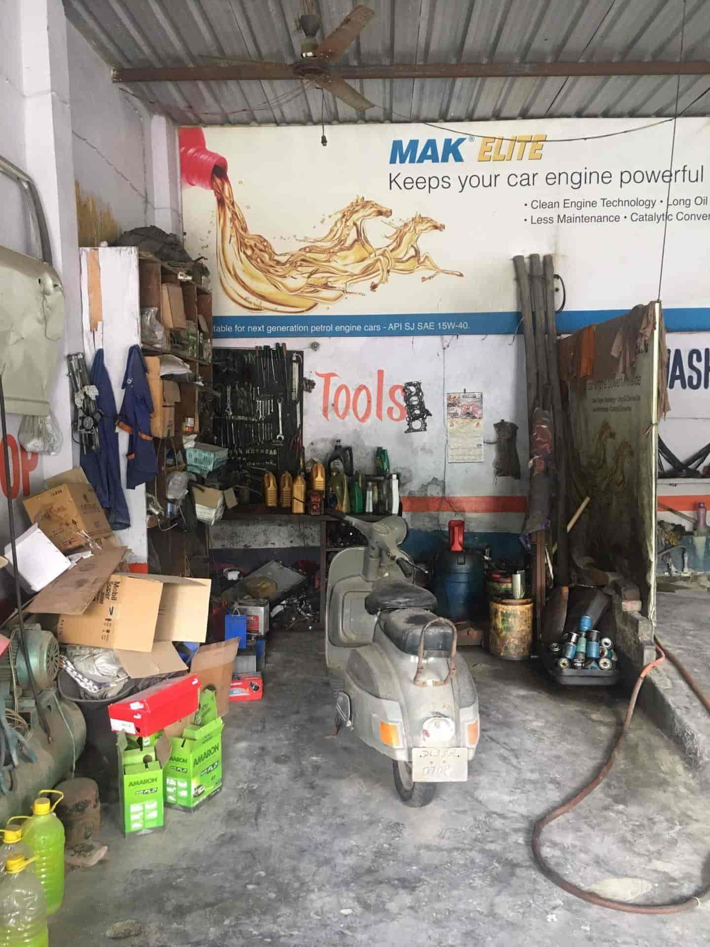 Kamal Motor Workshop, Noida Sector 22 - Car Repair