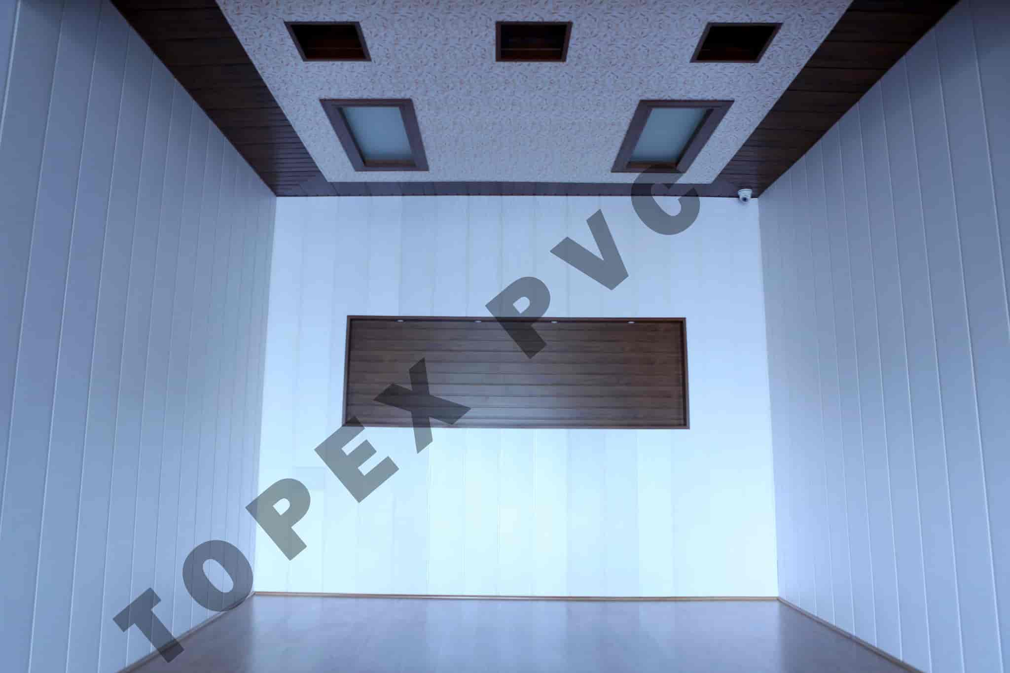 Topex PVC Wall & Ceiling Panels, Sector 65 - PVC Wall Panel Dealers ...