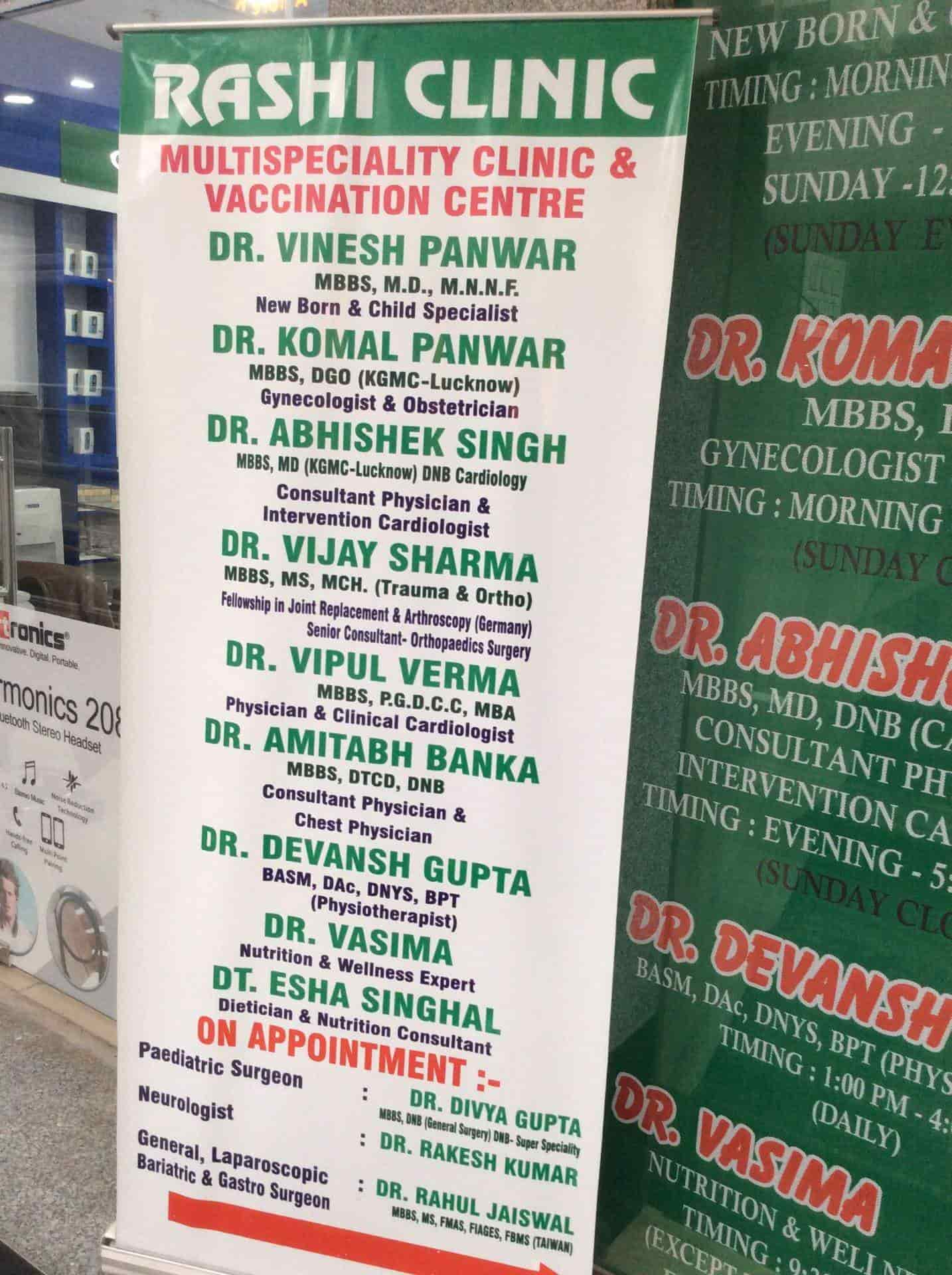 Rashi Clinic Photos, Gaur City 2, Noida- Pictures & Images Gallery