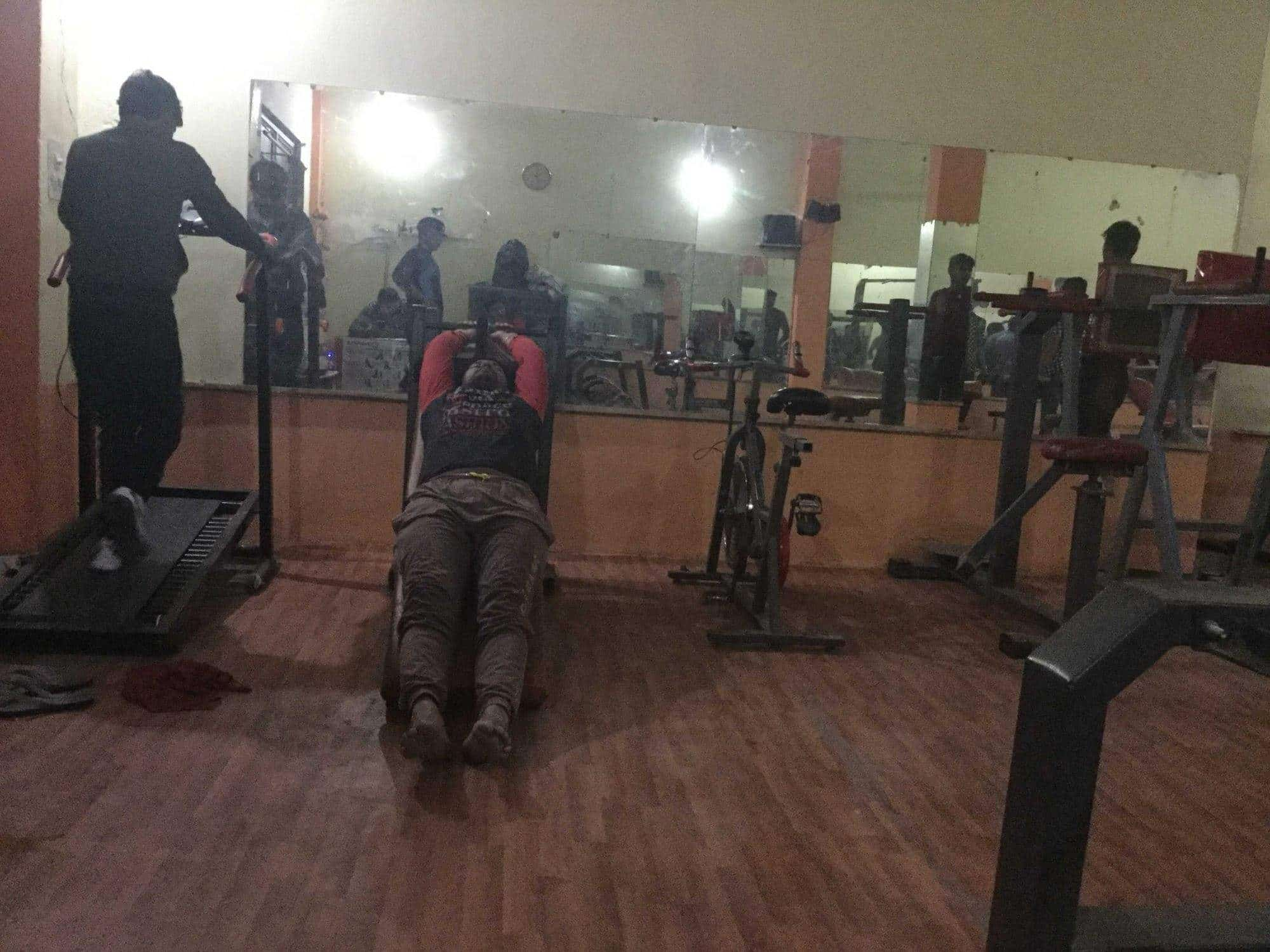 Inside View Of Fitness Centres  Yuva Fitness Gym Photos,