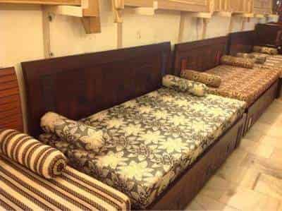 ... Wood Furnitures   Comfort Sofa Cum Bed By Wise Ventures Home N More  Photos, ...