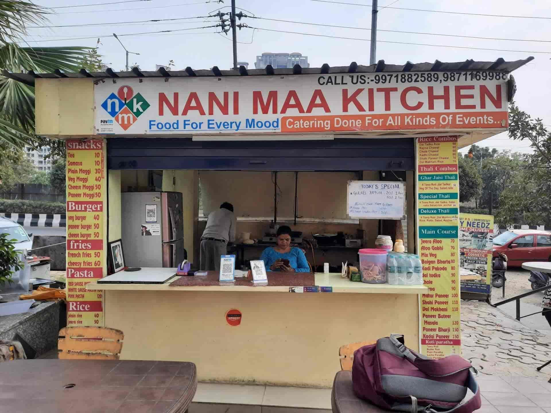 Nani Maa Kitchen, Noida Sector 75