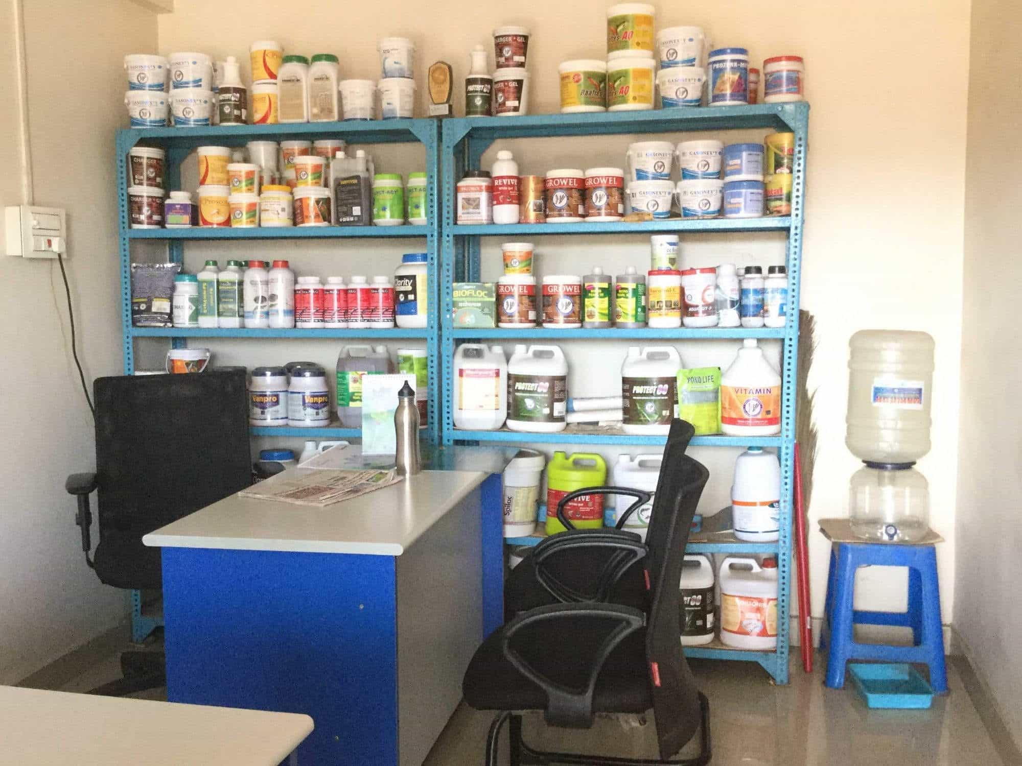 Ems Aqua Needs, Ongole HO - Fish Food Retailers in Ongole