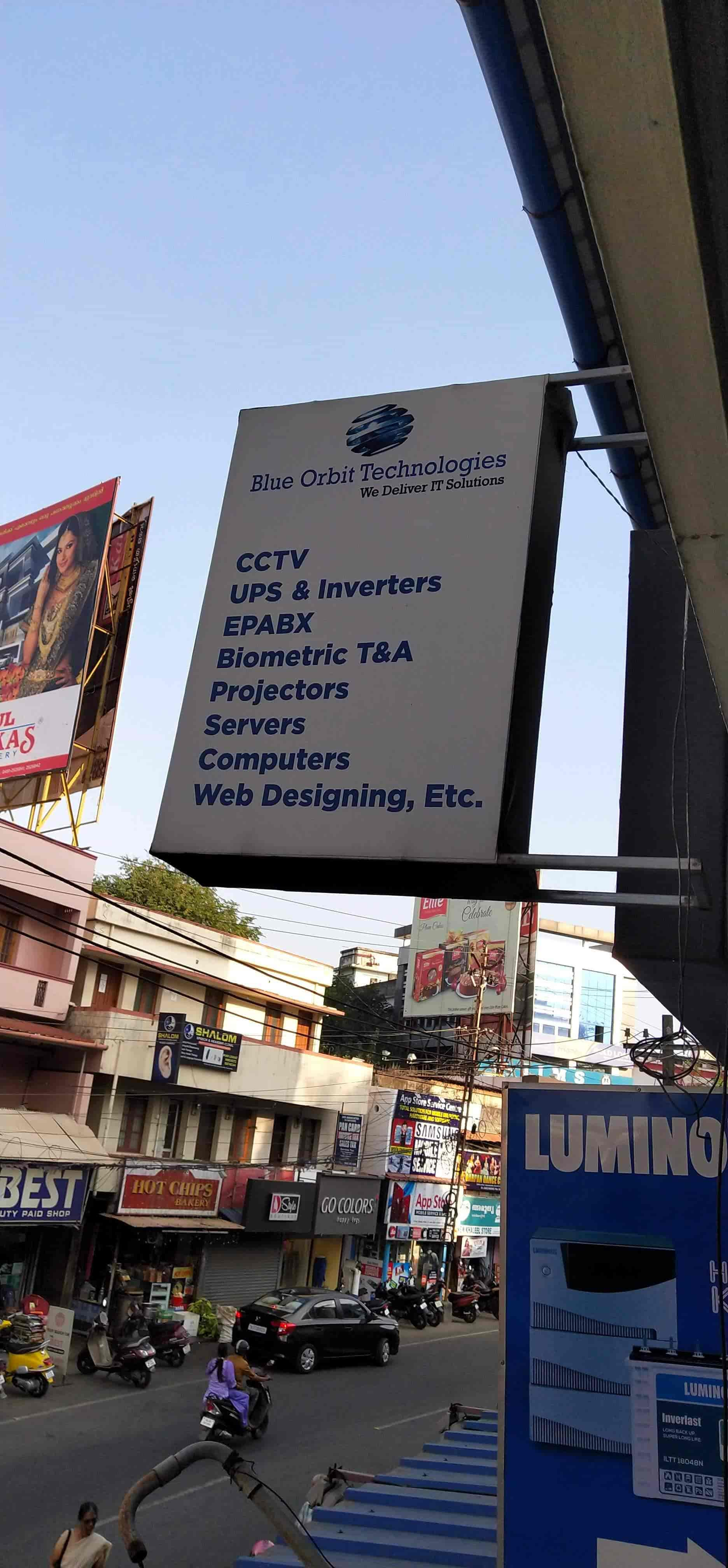 Blue Orbit Technologies, Tharekkad - Computer Dealers in Palakkad