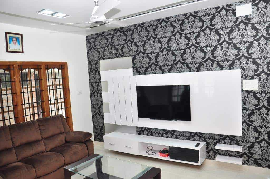 ... Living Room   Aesthetic Interiors And Designers Photos, , Palakkad    Architects ...