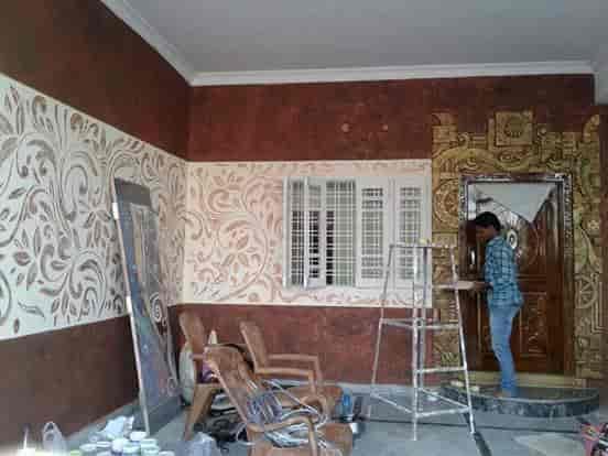 Ordinaire ... Our Work   Palette Interior WALL Designs Photos, Peruvemba, Palakkad   Interior  Designers ...