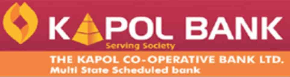 About Us The Kapol Co-operative Bank Ltd. was established in the year 1939 by our Founder Late Rajratna Shri Khushaldas Kurji Parekh, an Educationalist, Socialist