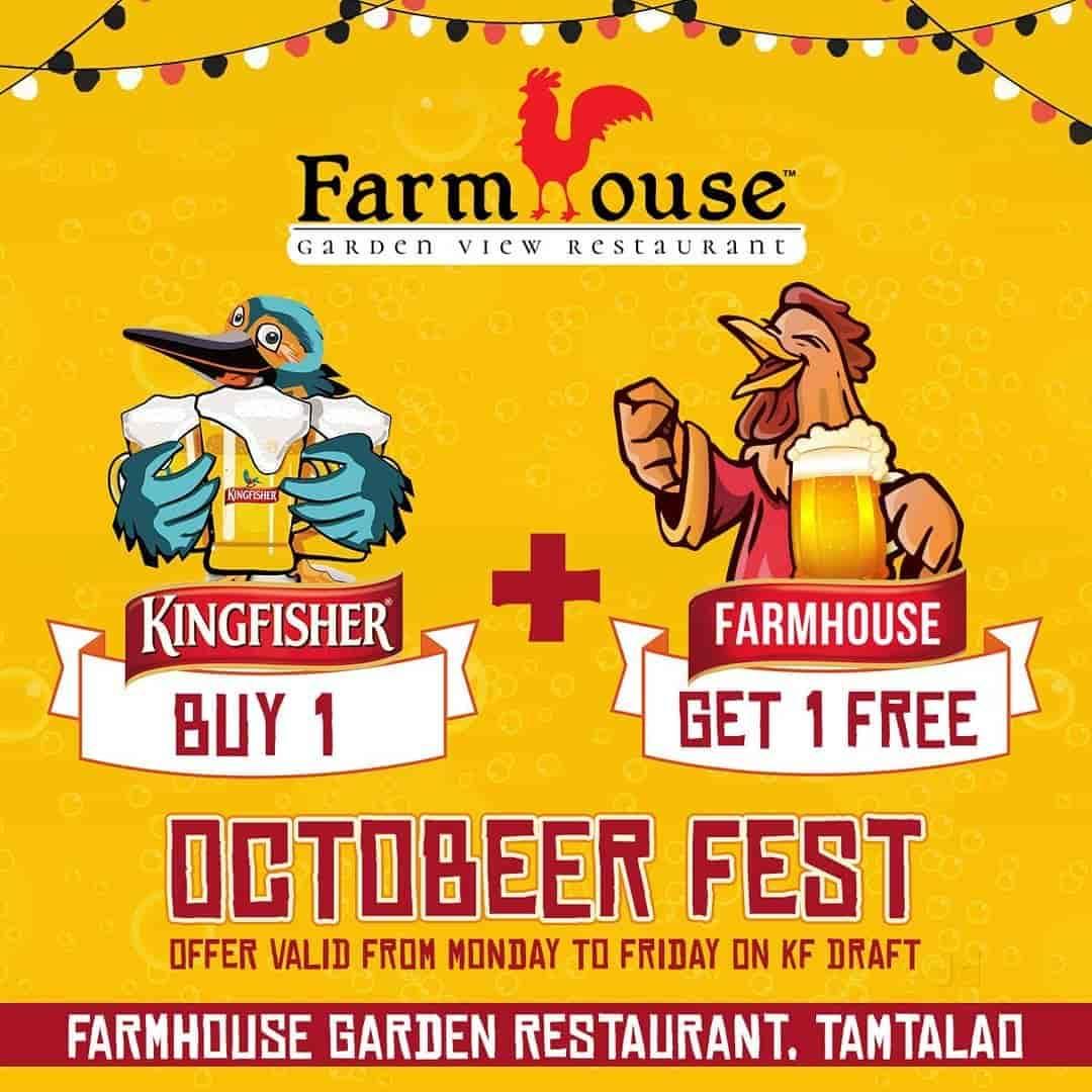 Farmhouse Global Cuisine Restaurant, Vasai West, Mumbai - North