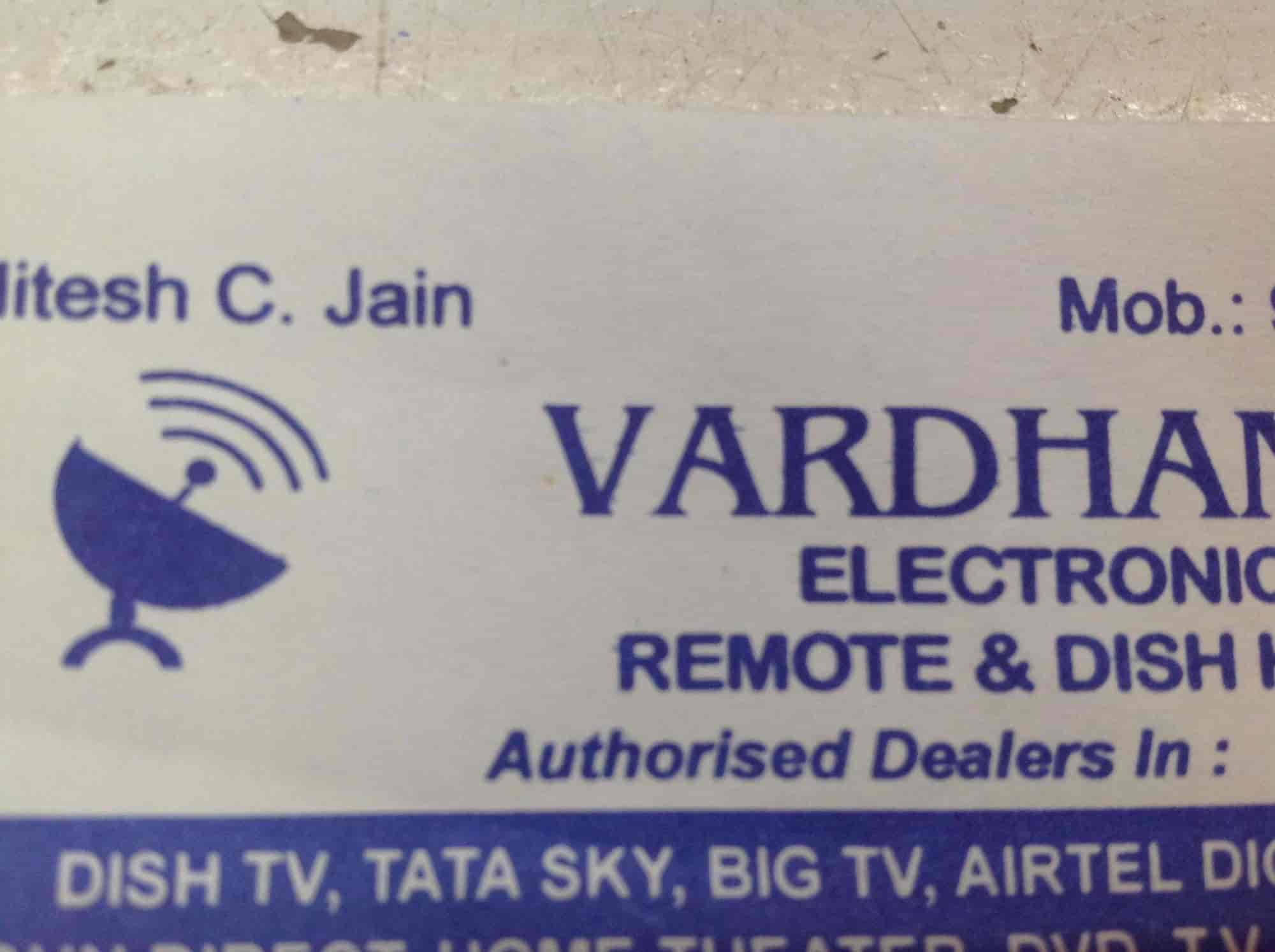Vardhaman Electronics Remote & Dish House Virar West Vardhman