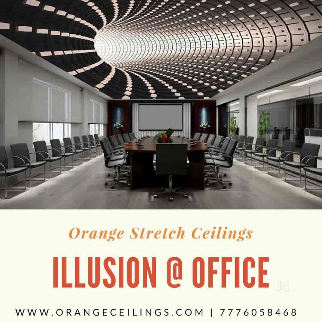 office ceilings. Orange Stretch Ceilings, Virar West - Ceiling Manufacturers In Mumbai Justdial Office Ceilings