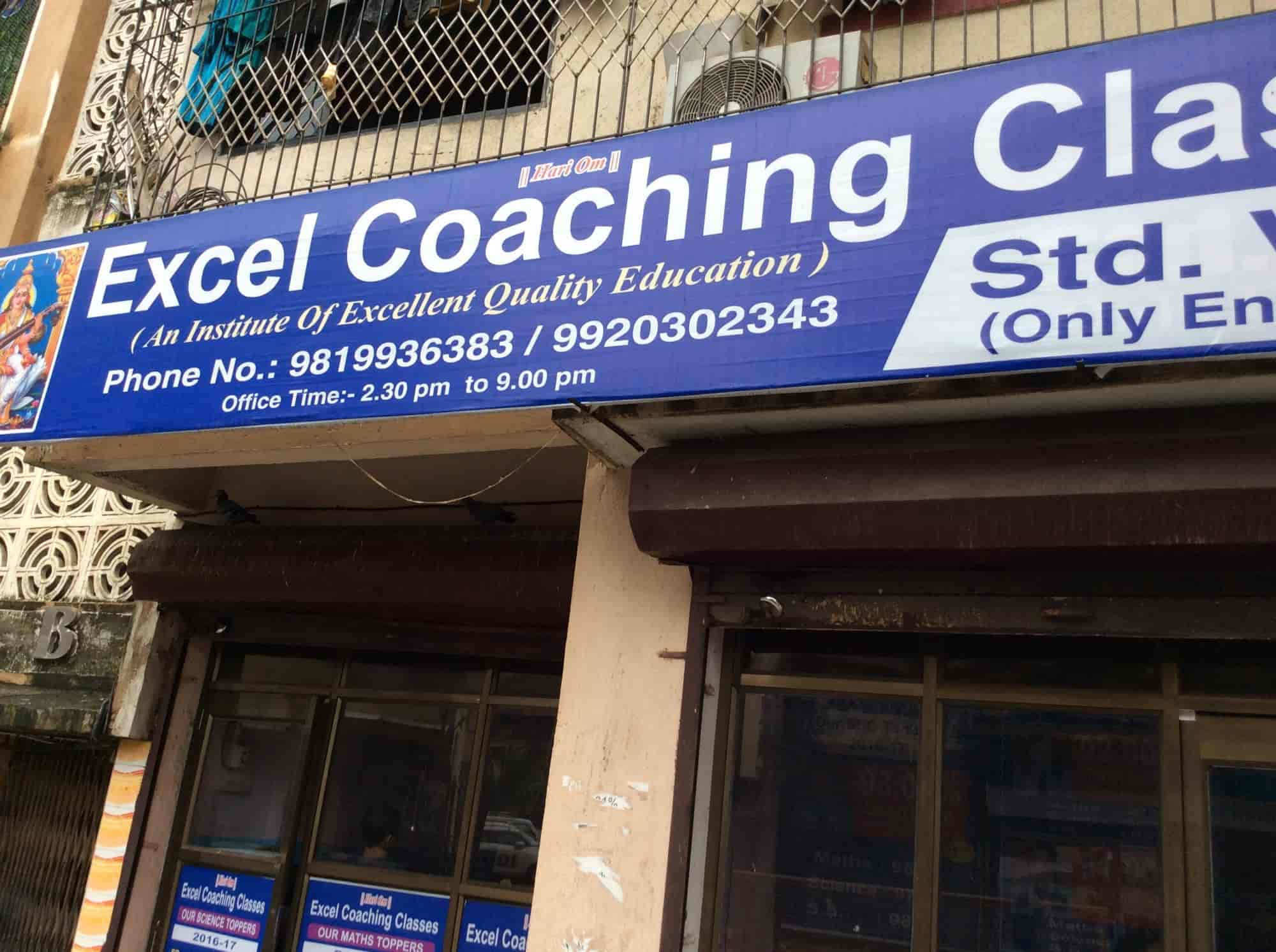 excel coaching classes photos nalasopara east mumbai pictures