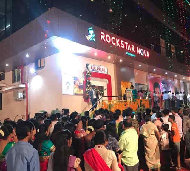 Rockstar Nova Cinemaz, Virar West - Cinema Halls in Palghar, Mumbai
