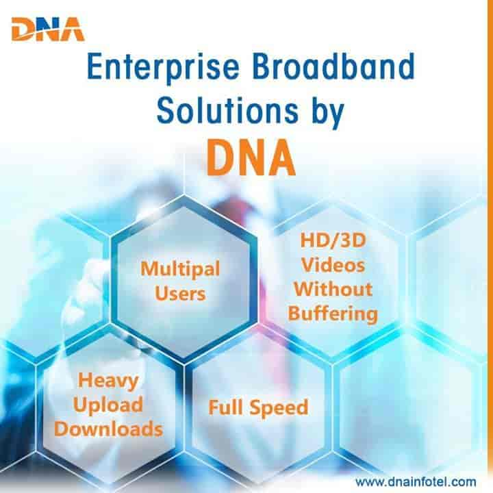 Dna Infotel Pvt Ltd, Virar West - Internet Service Providers in