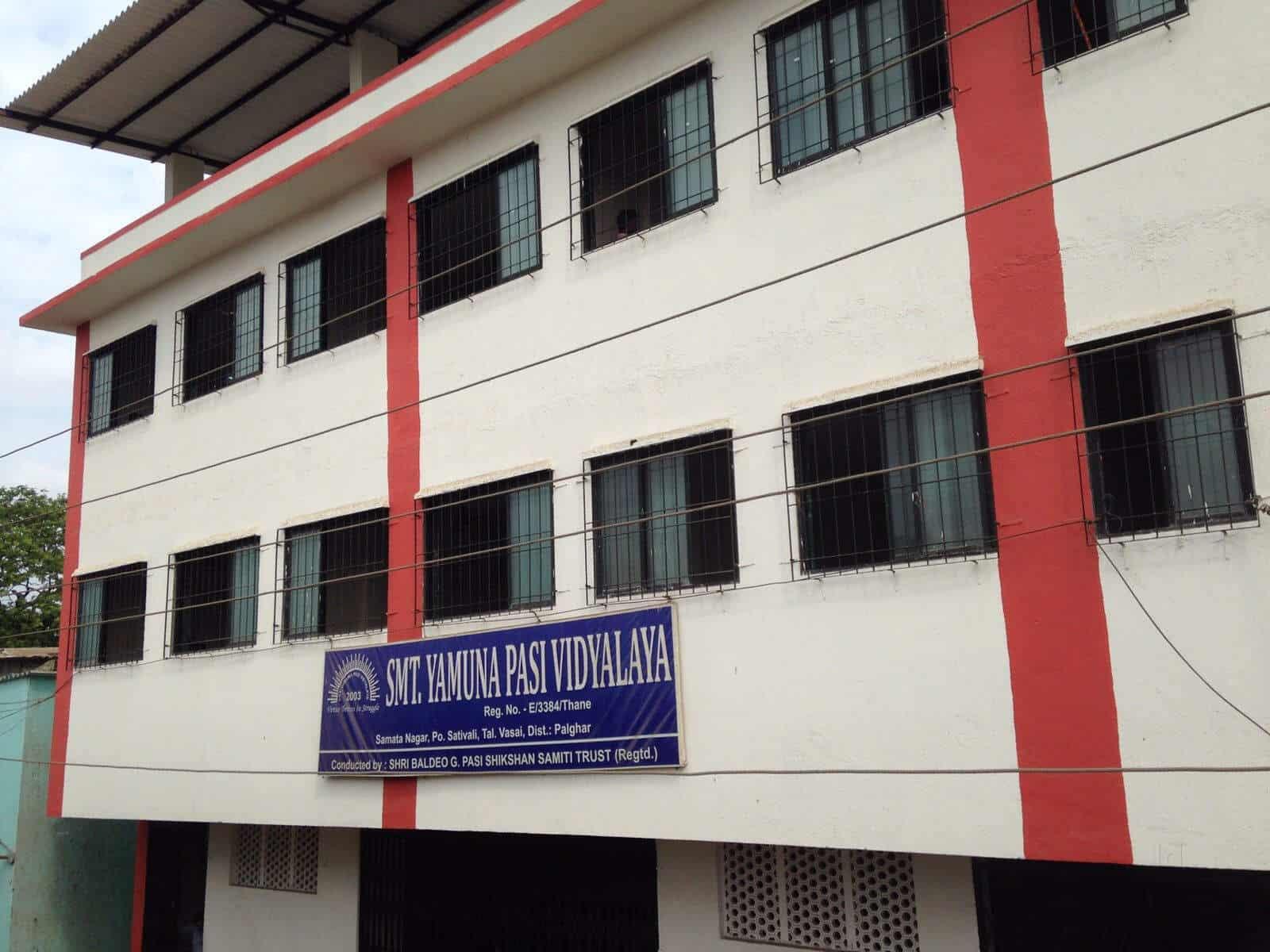 Smt  Yamuna Pasi High School & Junior College, Vasai East