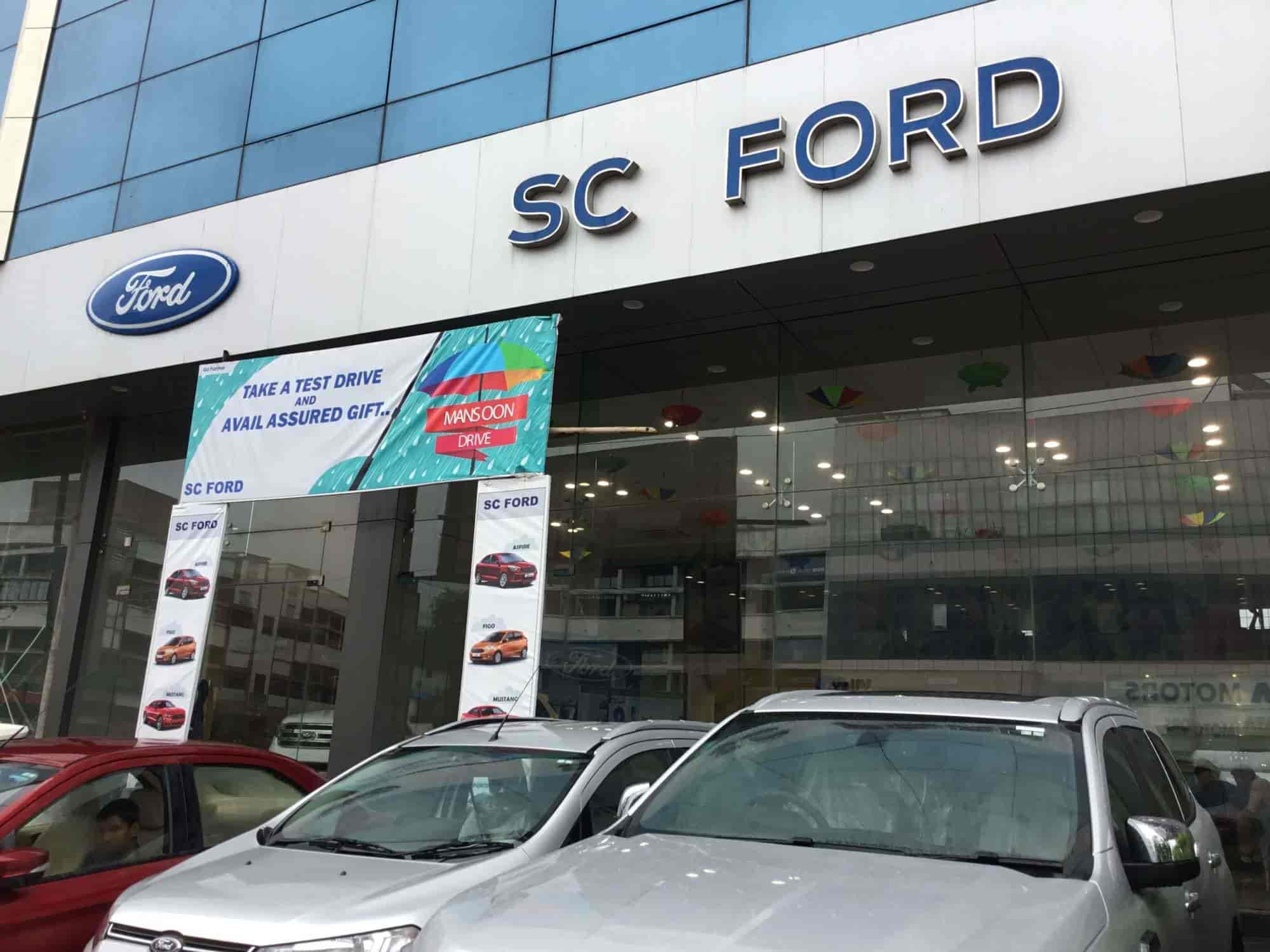 S C Ford Showroom Photos Vasai East Mumbai Pictures Images
