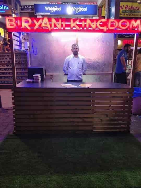 Biryani KIngdom, Panchkula, Chandigarh - Restaurants - Justdial